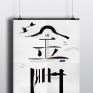金門海報利用能代表金門的符號,如古厝、海島、高粱等元素製作成「金門」兩字。