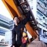 "2015SS -Street Voice2015春夏男裝休閒運動系列""Street Voice 街頭狂潮"",靈感源自當代街頭塗鴉以及城市迷彩的軍裝細節;設計師將街頭塗鴉透過低解析度的網格形式做二度詮釋,並將軍裝細節拆解簡化至運動休閒服飾之間,打造一種青年發聲的時代印象。 Photographer/ Chong Yuan Huang Make up & hair/ 郭志文 Model/ Jason Chang"