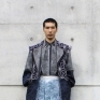 Dream of Kyoto1-3以日本京都旅行展開前對於異國文化的印象作為設計發想,透過服裝創作體現自己心中對異地人文的憧憬之情。