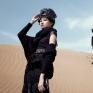"2015AW -Underground2015秋冬女裝系列暨畢業設計""Underground"",源自苗族元素現代化的過程以及西方宗教迷信的狂熱主義;將漂泊破碎的服裝轉化為解離的服裝結構,並融入現代感和塗鴉形式,詮釋出立足東方文化、放眼全球的時尚概念服飾系列。 Photographer/JayPeng Chen"