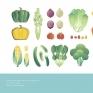 牧牧沙拉MoooSalad視覺設計牧牧沙拉MoooSalad希望帶給大家「家」的感受,因此標準字設計以M結合房屋意象,顏色採用清爽的薄荷綠,如同店家給人清爽不負擔的感覺!將沙拉中的各式蔬菜以系列插畫方式呈現,結合包裝設計,充滿年輕與活力感。