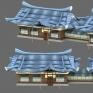 嘉義史蹟文物館-3D建模、貼圖